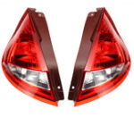 New Car Rear Tail Light Brake Lamp Cover Shell Left/Right with No Bulb for Ford Fiesta 2008-2012