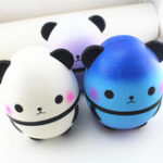 New Giant Squishy Panda Egg 25CM Slow Rising Humongous Jumbo Toys Gift Decor