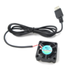 New 5V Power Supply Cooling Fan Radiator With USB Interface For Laser Module Heat Sink