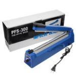 New 220V 50/60HZ Impulse Manual Hand Heat Sealer 8 Levels Adjustable Heat Sealing Machine