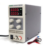 New Wanptek KPS605DF Mini 60V 5A Adjustable DC Power Supply LED 4 Digits Switching Power Supply Lab