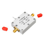 New RF Amplifier Low Noise Amplifier Ham Radio Module LNA 50M-4GHz NF=0.6dB RF FM HF VHF / UHF Ham Radio -110dBm