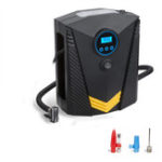 New 12V 120W 150PSI Electric Car Tyre Inflator Digital Tire Air Compressor Pump Tool