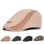 New Men Women Summer Cotton Painter Beret Caps