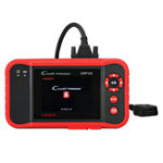 New LAUNCH Reader CRP123 Code Reader OBD2 EOBD & CAN Car Diagnostic Scanner Tool for Engine AT ABS SRS Testing