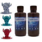 New 500ml/Bottle Special Color 405nm UV Sensitive Resin Liquid Printing Material For Photon/LD-001 LCD 3D Printer