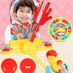 New Water Cream Hit Face Trick Educational Blocks Novelties Puzzle Birthday Party Game Toys