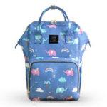 New 24L Outdoor Travel Mummy Backpack Baby Diaper Storage Bag Shoulder Handbag Organizer