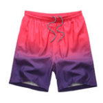 New Gradient Beach Shorts