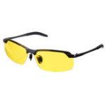 New Yellow Sunglasses Cool Style Polarizing Sunglasses
