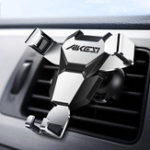 New Gravity Linkage Car Air Vent Phone Holder 360° Rotation Bracket Stand Universal for iPhone XS Samsung S10