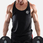 New Men Bodybuilding Fitness Gym Digging Type Tank Tops