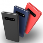 New Bakeey Magnetic Adsorption TPU Protective Case For Samsung Galaxy Micro Matte Anti Fingerprint Resistant Soft TPU Back Cover