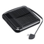 New 5000mAh Portable Waterproof USB Battery Charger Solar Power Bank For Mobile Phone