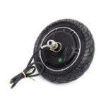 New 8inch 24V/36V/48V Brushless Hub Motor Toothless Wheel For Electric Scooter Skateboard