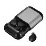 New TWS True Wireless Bluetooth Earphone Smart Touch Waterproof Stereo Headphone Headset with Charging Box