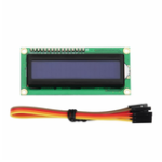 New 3D Printer Nano DLP Shield V1.1 Expansion Board with 1602 Screen Welding Pin IIC I2C & 4Pin Conncting Cable