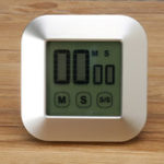 New Touchscreen LCD Digital Cooking Kitchen Timer Count Down&Up Alarm Clock 0-99 Minutes