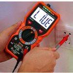 New PM18C True RMS Digital Multimeter AC/DC LCD Display Multimeter