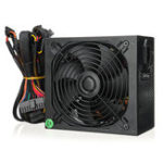 New 1500W Power Supply Active PFC Computer PC PSU 24Pin SATA LED Cooling Fan 80 Plus