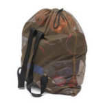 New 1L Outdoor Tactical Mesh Net Shoulder Backpack Camping Hunting Decoy Duck Bag Storage Pouch