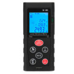 New 150m/492ft LCD Digital Laser Distance Meter Range Finder Diastimeter Tester Tool
