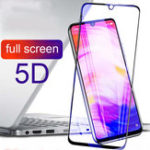 New Bakeey 5D Full Coverage Anti-explosion Tempered Glass Screen Protector for Xiaomi Redmi Note 7 / Redmi Note 7 Pro