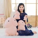 New 10cm/20cm/30cm/50cm Stuffed Plush Toy Novelties Toys Soft Doll Funny April Fool 's Day Gift