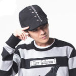 New Men Women Cotton Letter Embroidery Star Painter Beret Caps