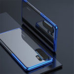 New Baseus Transparent Plating Shockproof Soft TPU Back Cover Protective Case for Huawei P30 Pro