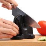 New XIAOMI Huohou HU0034 Tungsten Steel Kitchen Sharpener Single Head Sharpen Stone Home Multi-function Kitchen Sharpening Tool