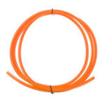 New 3pcs 2M 6mm Flat Seal 2020 Aluminum Profile Slot Cover/Panel Holder with Orange For 3D Printer CR10 Series