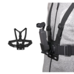 New Sunnylife Camera Chest Strap Belt Mount Strap+Adapter for DJI OSMO POCKET & GOPRO