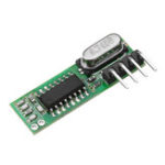 New 5pcs RX470 433Mhz RF Superheterodyne Wireless Remote Control Receiver Module ASK/OOK for Transmitter Smart Home