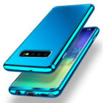 New Bakeey Plating 360° Full Body PC Front+Back Cover Protective Case+HD Film For Samsung Galaxy S10e/S10/S10 Plus