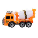 New Electric Cement Mixer Toy Car Music Toys Car Model With LED Light Kid Gift