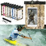 New Universal Sport Screen Touch Waterproof Lanyard Bag Arm Band for Xiaomi Mobile Phone Under 6 inch