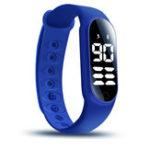 New Bakeey CD2-BK Sport Data Check Smart Bracelet Waterproof Message Reminder Smart Watch