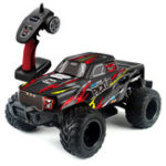 New Flytec 8897 1/12 2.4G 4WD 35km/h Rc Car Big-Foot Pick-Up Off-Road Truck RTR Toys