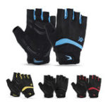 New Antiskid Cycling Motorcycle Gloves MTB Bike Half Finger Gloves Short Finger Sports Glove