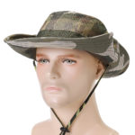 New Unisex Camouflage Bucket Hat