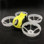New FullSpeed TinyLeader Spare Part 75mm Brushless Whoop Frame Kit w/ Canopy for RC Drone FPV Racing