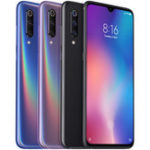 New Xiaomi Mi9 Mi 9 Global Version 6.39 inch 48MP Triple Rear Camera NFC 6GB 64GB Snapdragon 855 Octa core 4G Smartphone