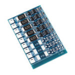 New 5S 18650 Lithium Battery Charging Balancing Board Polymer Battery Protection Board 11.1- 33.6V DC
