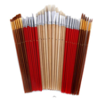 New Zhuting 3801 Multi Function Practical Canvas Curtain Writing Brush