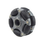 New Small Hammer 58mm Omni Wheels For RC Robot Car