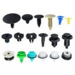 New 500Pcs Car Clips Ceiling Cover Panel Buckle Moulding Trim Car Fastener Clip