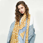 New Ethnic Vintage Polyester Soft Scarf Shawl