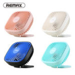 New Remax F23 3-Speed USB Fan Mini Portable Cooling Fan