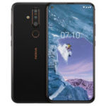 New Nokia X71 6.39 inch 48MP Triple Rear Camera 6GB RAM 128GB ROM Snapdragon 660 Octa core 4G Smartphone